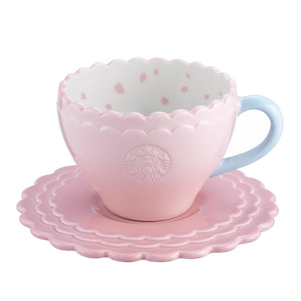 Image result for Starbucks 2019櫻花花茶杯