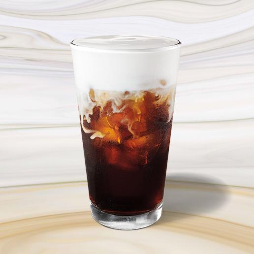 鹹焦糖風味冷萃咖啡