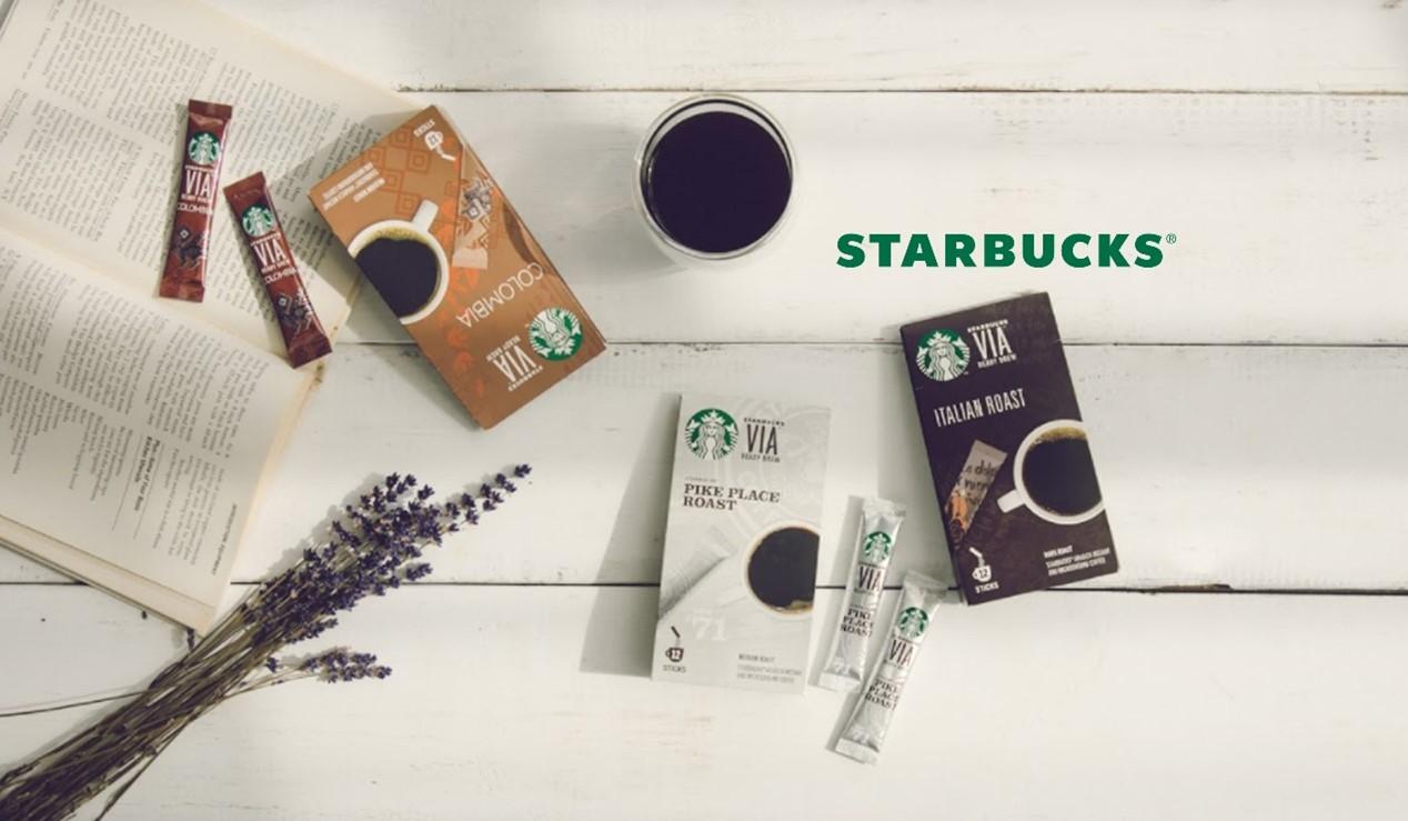 Starbucks 星巴克 x foodpanda 》外送平台foodpanda活動~中秋購物折扣!輸入折扣碼滿額現折!【2021/9/31 止】