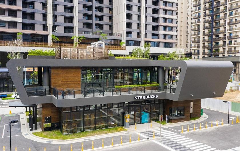 Starbucks 星巴克 》新竹關埔門市 盛大開幕活動!消費享滿額贈!【2021/9/30 止】