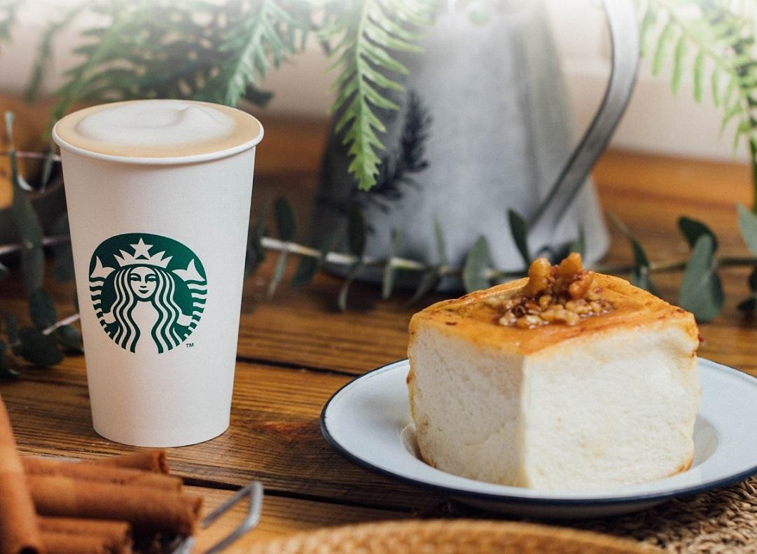 Starbucks星巴克 x foodpanda 》外送平台foodpanda活動:肉桂捲單一價【2021/9/21 止】