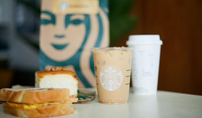 Starbucks 星巴克 》星禮程會員專屬 - 咖啡隨行歡慶雙十!【2021/10/9~2021/10/11 止】