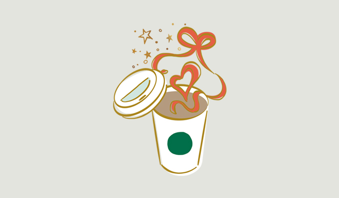 Starbucks 星巴克 》星禮程會員專屬 - 美好食光Bonus Star【2021/9/29 止】